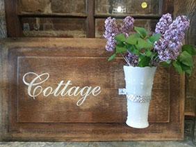 Vintage Garden Cottage