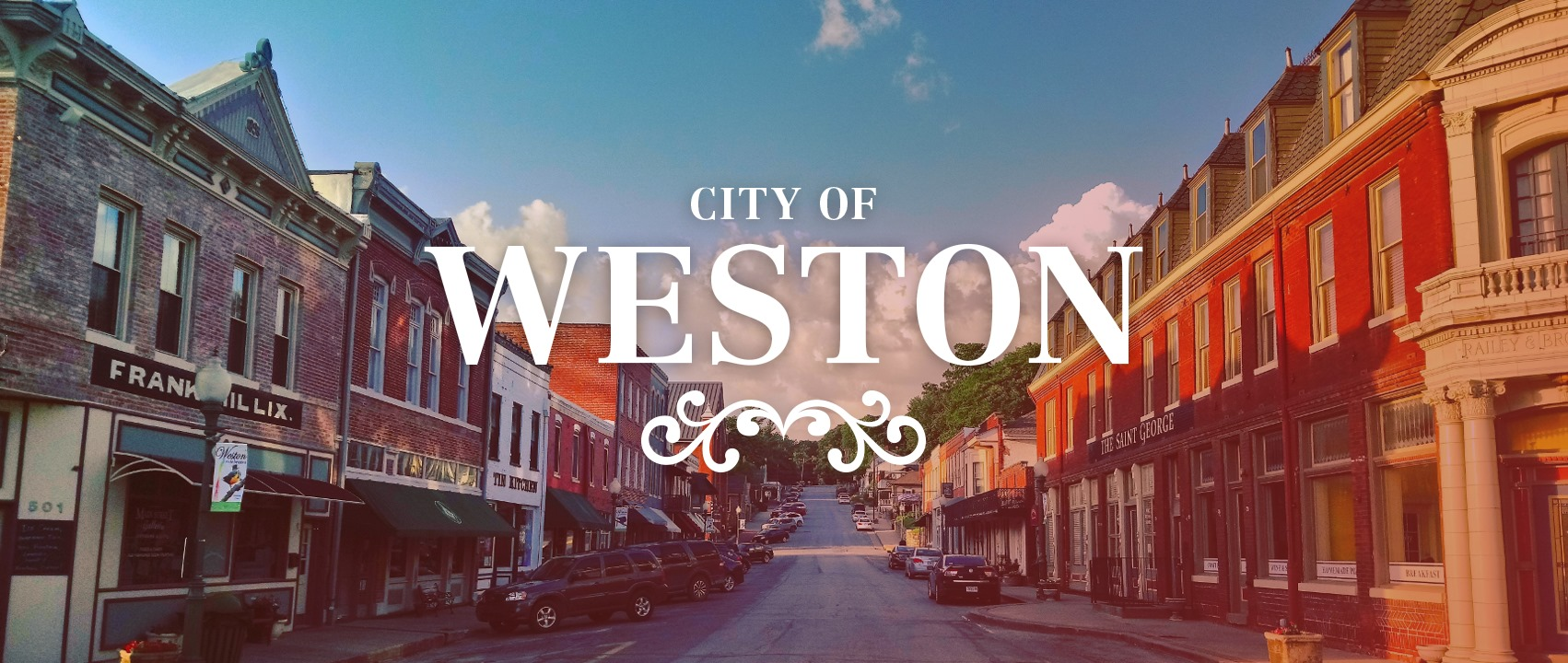 Downtown Weston Miccouri